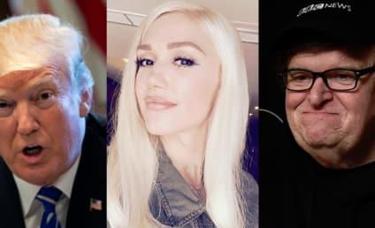 Michael Moore Blames Donald Trump Presidency on ... Gwen Stefani