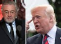 Donald Trump Responds to Robert De Niro Diss: You Talkin' To Me?!