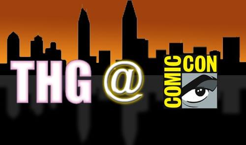 THG at Comic Con