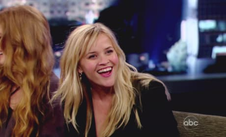 Reese Witherspoon Laughs