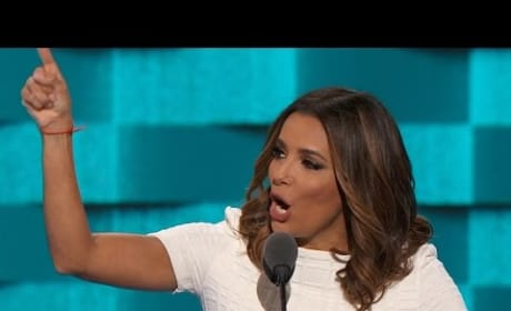 Eva Longoria Slams Donald Trump at Democratic National Convention