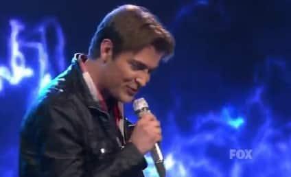 Chase Likens Makes Like Brendan Frazer on American Idol