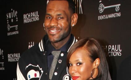 LeBron James Engagement Ring: Not Small!