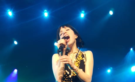 Carly Rae Jepsen Performs at The Venetian In Las Vegas