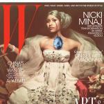 Nicki Minaj W Cover