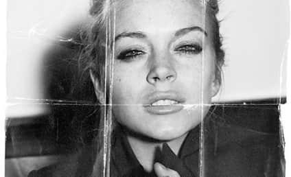Lindsay Lohan: Topless, Desperate Muse