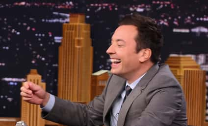 Jimmy Fallon: Drinking Too Much? Headed to Rehab?