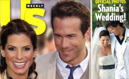 Tabloids Would Like Ryan Reynolds and Sandra Bullock to Start Dating ASAP