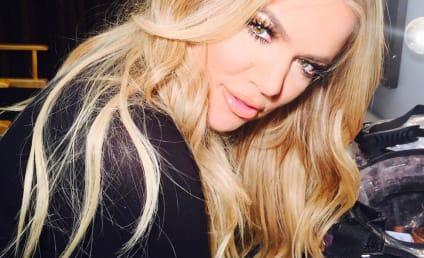 Khloe Kardashian Sort of Splits from James Harden