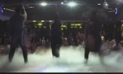Magic Mike Clip: It's Sort of Literally Raining Men!