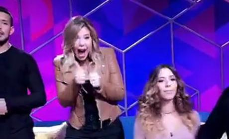Kailyn Lowry & Javi Marroquin at Teen Mom 2 Episode 100 Spectacular