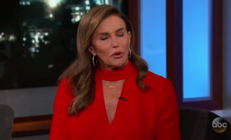 Caitlyn Jenner Calls Out Jimmy Kimmel for Jokes About Her: WATCH!