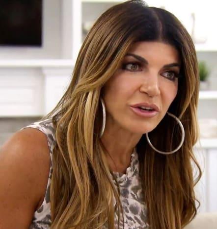 Teresa Giudice on an Episode