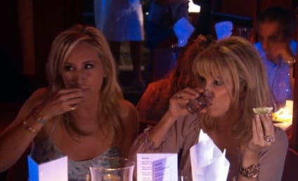 The Real Housewives of New York City Recap: Pirate Booty Call