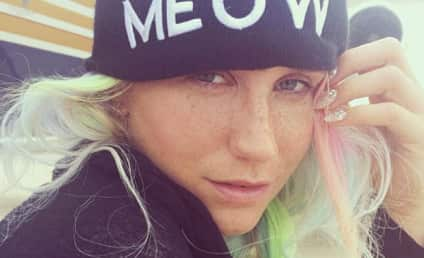 Kesha: No Makeup, No Problem on Instagram!