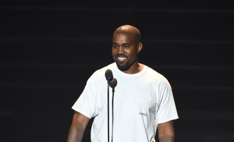 Kanye West Rants at the VMAs