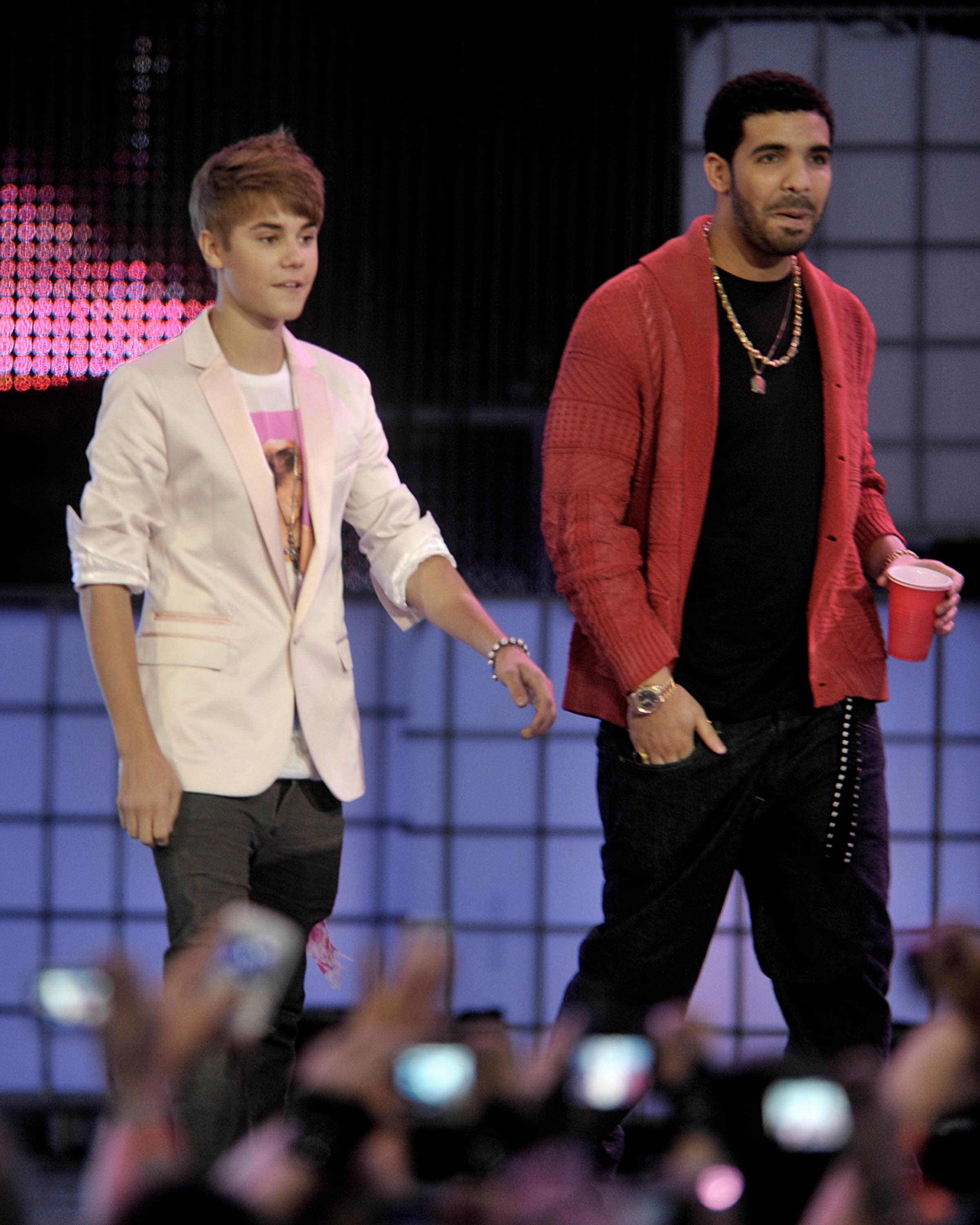 Justin Bieber Drake Is The Best Of Our Generation The Hollywood