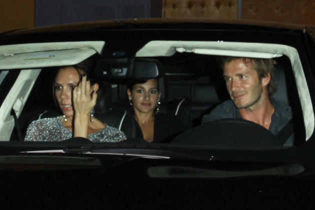 Becks and Wife