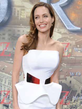 Angelina Jolie Thin Photo