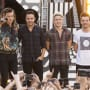 One Direction on Good Morning America