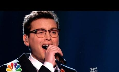 """James Wolpert: """"Without You"""" - The Voice"""