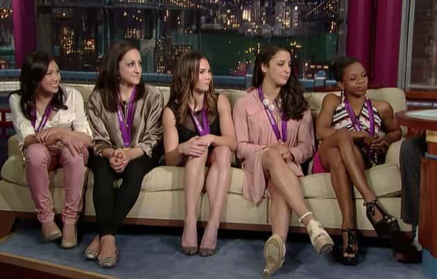 U.S. Women's Gymnastics Team