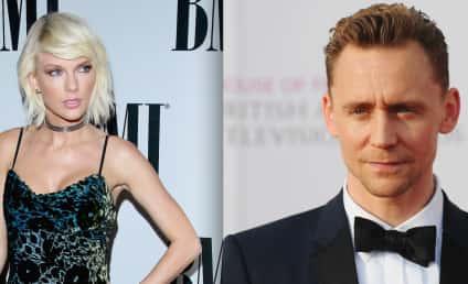 Tom Hiddleston: Caught Kissing Taylor Swift!!!!!