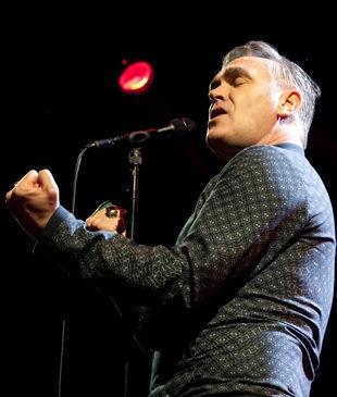 Morrissey Live