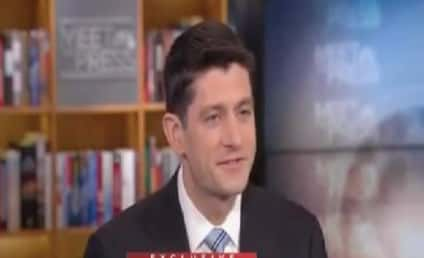Paul Ryan: Hillary Clinton Presidency Would've Been Better!