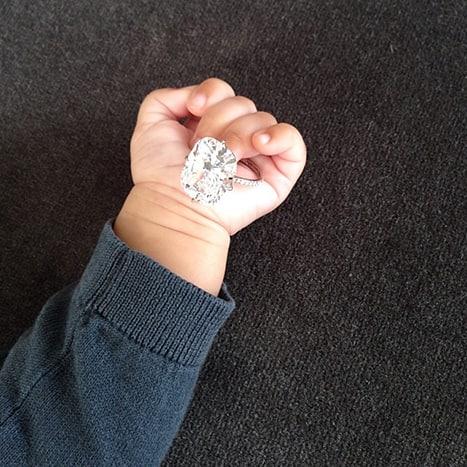 Kim Kardashian Wedding Ring Price 28 Nice North West Kim Kardashian