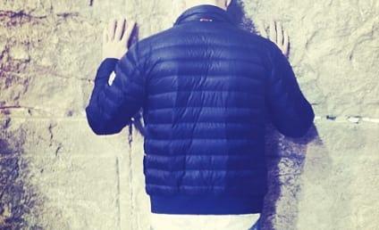 Justin Timberlake Poses at Western Wall, Incites Furor with #Israel Tweet