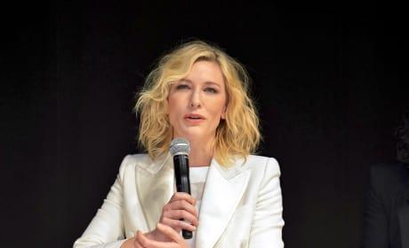 Cate Blanchett: SK-II Change Destiny Forum