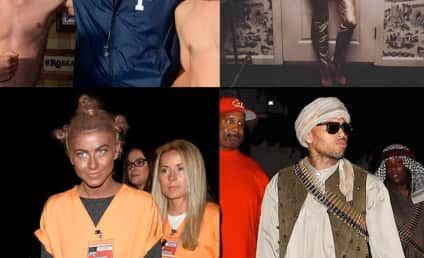 13 Truly Scary Celebrity Halloween Costumes