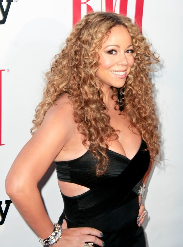 Mariah Carey Red Carpet Pic