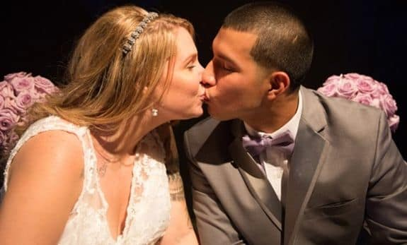 Kail and javi wedding