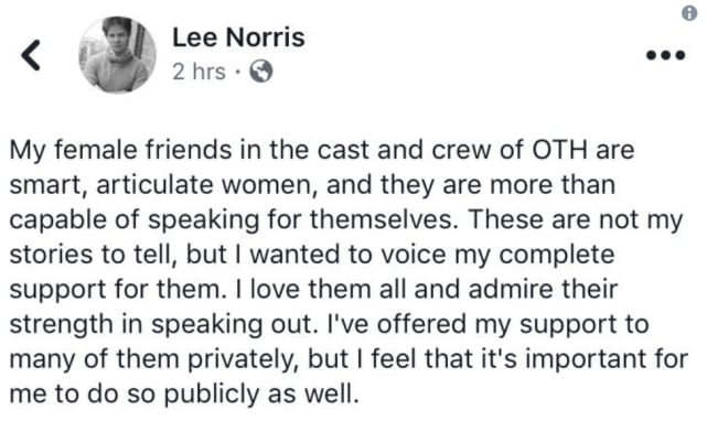 And Lee Norris
