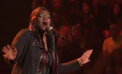 Candice Glover: Not an Ordinary Person on American Idol
