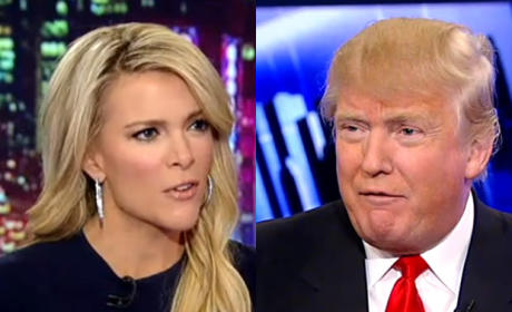 Donald Trump Said WHAT About Megyn Kelly?!?