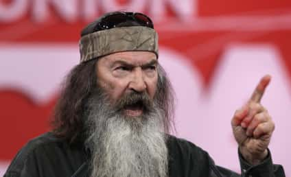 Phil Robertson Slams Miley Cyrus, The Weather Channel