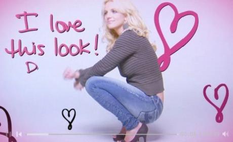 Britney Spears 4 Candie's