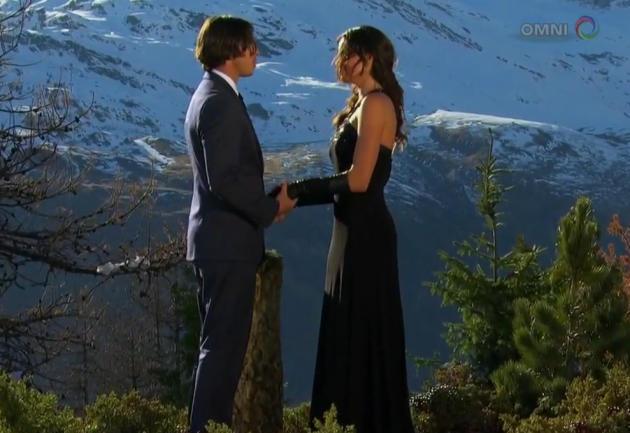 Bachelor Finale Pic