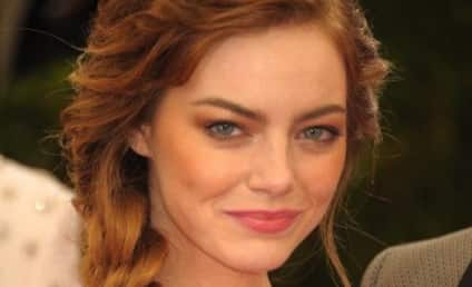 Emma Stone: Weight is a Struggle For Me