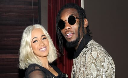 Cardi B Orders Cardi-Beatdown on Pair of Chicks She Thinks Banged Offset!