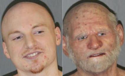 Alleged Drug Trafficker Wears Old Man Disguise, Still Gets Arrested