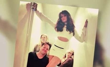 Lea Michele Album Tease