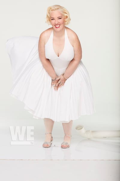 Mama June as Marilyn Monroe