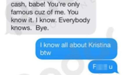 13 Celebrity Text Messaging Scandals: Unsend! Unsend!
