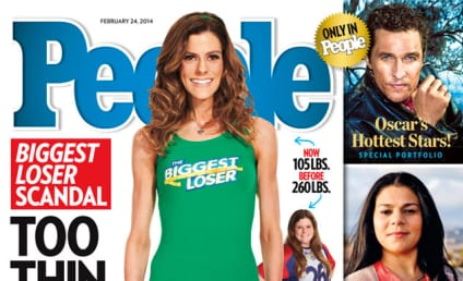 Rachel Frederickson on The Biggest Loser Controversy: I'm VERY HEALTHY!