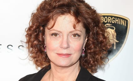 Susan Sarandon on Pope Benedict XVI: Nazi!