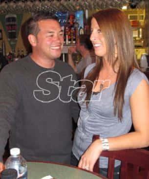 Jon Gosselin and Ellen Ross